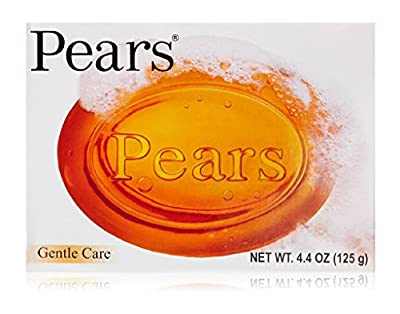 Pears Transparent Soap 4.4 oz. (PACK OF 6)