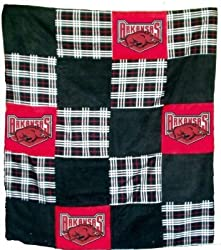 Arkansas Razorbacks 50x60 Quilt Blanket
