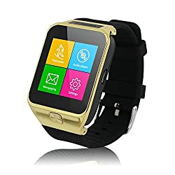 XElectron S29 Smart Watch Phone (Gold)