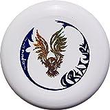 Eurodisc 175g not Discraft Ultimate Frisbee Disc design CREATURE White Color: White