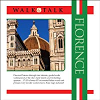 Walk and Talk Florence (       UNABRIDGED) by Anne Holler Narrated by Maria Tucci