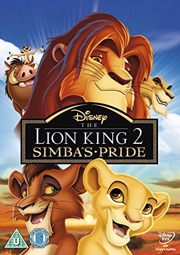 The Lion King 2: Simba's Pride [DVD]