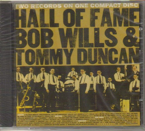 Hall of Fame by Bob Wills and Tommy Duncan