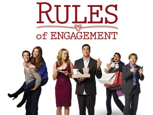 """Jeff Rules Of Engagement Quotes: Rules Of Engagement, """"Dirty Talk"""": Nobody Wants That, Jeff"""