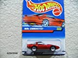 80s Corvette 1996 Hot Wheels (ホットウィール) #503 W/wsp's ミニカー ダイキャスト 車 自動車 ミニチュア 模型 (並行輸入)