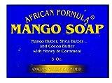 African Formula Soap Mango 5 Oz.