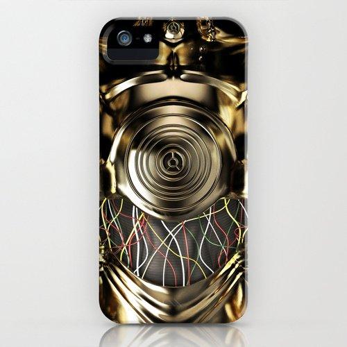 society6(ソサエティシックス)iPhone5/5sケースC-3PO Iphone protocol droid case並行輸入品 デザイナーズiPhoneケース