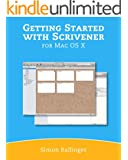 Getting Started with Scrivener for Mac OS X