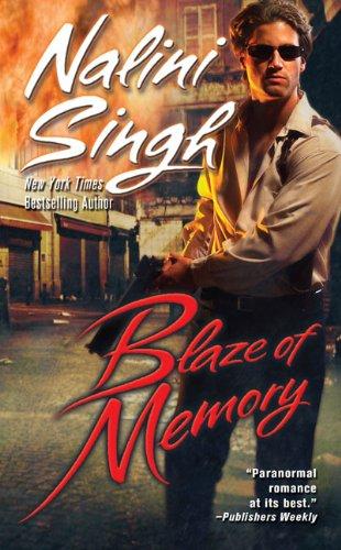 Image of Blaze of Memory (Psy-Changelings, Book 7)
