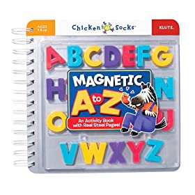 Klutz Magnetic A to Z