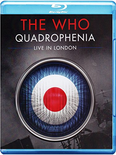 Quadrophenia: Live in London [Blu-ray] [Import]