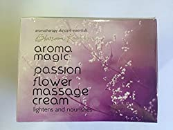 Aroma Magic Passion Flower Massage Cream, 50g