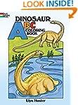 Dinosaur ABC Coloring Book