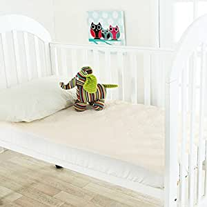 Amazon Latex Mattress Topper for Toddler and Crib