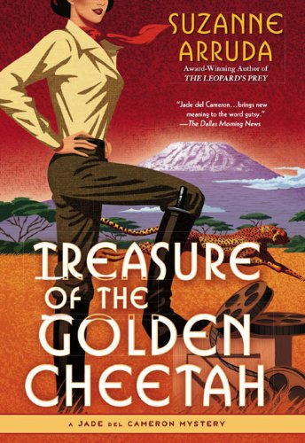 Image of Treasure of the Golden Cheetah: A Jade del Cameron Mystery