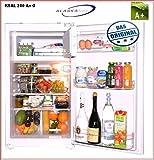 Einbaukühlschrank mit Gefrierfach **** Alaskaline ksal 280 A+G 0