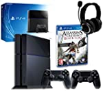 Sony PlayStation 4 Console with Assas...