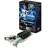 Sapphire AMD Radeon HD 6450 Graphic Card (1GB, PCI Express 2.0, HDMI, DVI-I, DVI-D, 64 Bit)