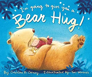 Book Cover: I'm Going to Give You a Bear Hug!