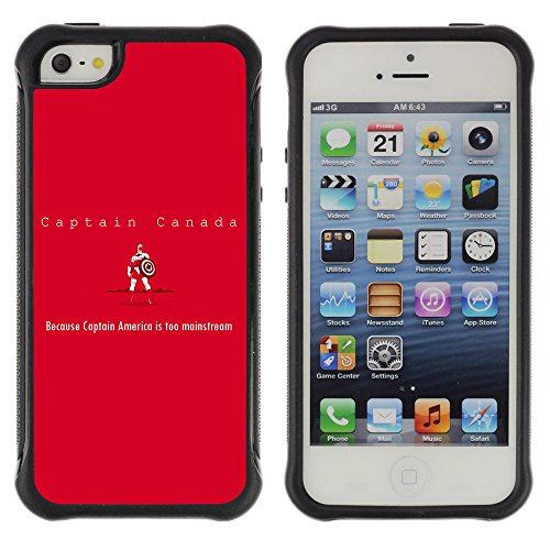 zako-cases-apple-iphone-5-5s-funny-captain-canada-america-robuste-antichoc-coverture-shell-armure-co