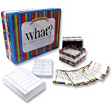 Party Game - What? Deluxe Edition - The Ultimate Laugh Out Loud Board Game
