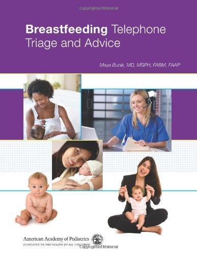 Breastfeeding Telephone Triage Triage And Advice