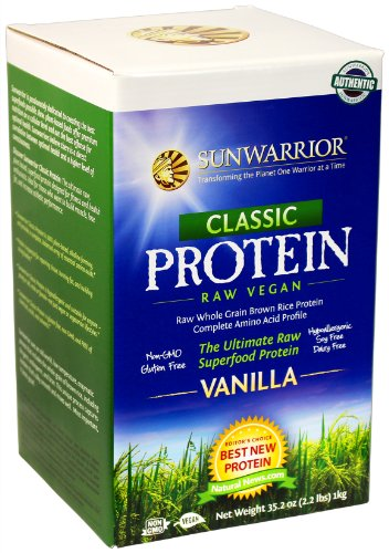 Sun Warrior Protein Whole Foods