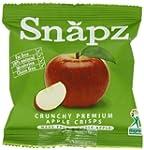 Snapz Crunchy Apple Plain Crisps (Pac...