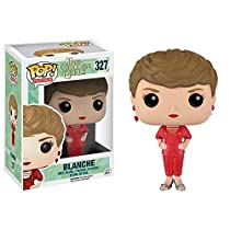Funko POP TV: Golden Girls Blanche Action Figure
