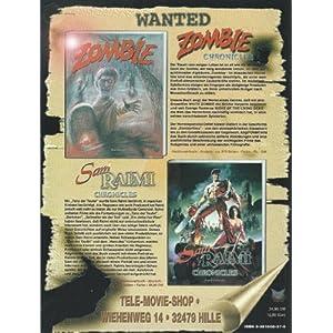 Horror-Film Plakate
