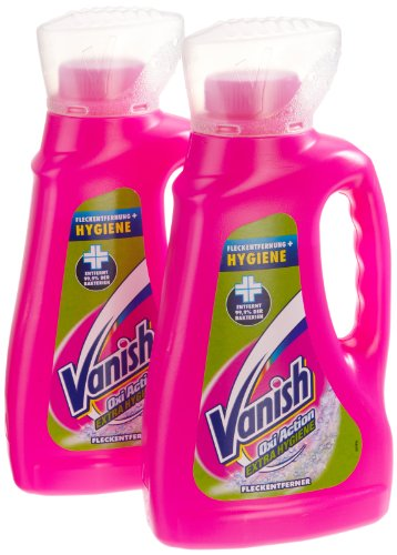 Vanish HYG Oxi Action Extra Hygiene Gel, 2er Pack (2 x 940 ml)