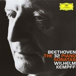 Beethoven : Les 32 Sonates pour piano (Coffret 8 CD)