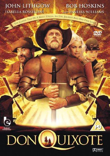 Don Quixote [DVD]
