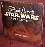 Trivial Pursuit Star Wars Episode I Collector's Edition