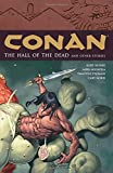 img - for The Hall of the Dead and Other Stories (Conan, Vol. 4) book / textbook / text book