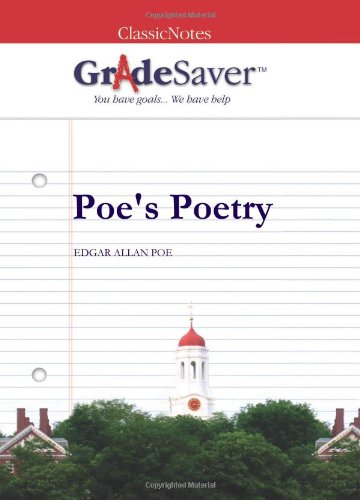 "poe s poetry ""the raven"" summary and analysis gradesaver poe s poetry"