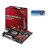 ASUS Maximus V FORMULA LGA 1155 Intel Z77 Extended ATX DDR3 2800 PCIe 3.0 HDMI SupremeFX IV Audio Motherboard
