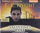 Valentine's Exile (Vampire Earth Series)