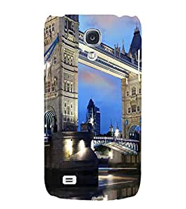 PRINTSWAG BRIDGE VIEW Designer Back Cover Case for SAMSUNG GALAXY S4 MINI