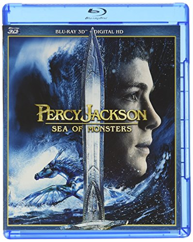 Blu-ray 3D : Percy Jackson: Sea Of Monsters (Pan & Scan)