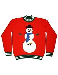 Ugly Christmas Sweater XXX Large Skedouche