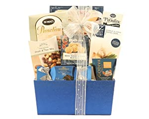 Wine Country Gift Baskets Kosher Assortment, Sweet and Savory