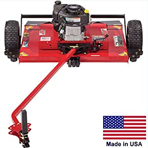 """Trail Mower TrailMower Commercial - 44"""" Finish Cut - 12.5 Hp - Electric Start from Streamline Industrial"""