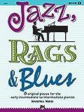 Jazz, Rags & Blues. Book 2 (piano) --- Piano - Mier, Martha --- Alfred Publishing