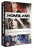 Homeland - Season 1-3 [DVD]