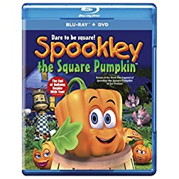 Spookley The Square Pumpkin COMBO [Blu-ray]