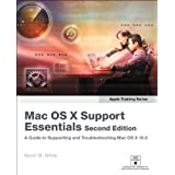 Apple Training Series: Mac OS X Support Essentials (Visual QuickStart Guides)by Kevin M. White