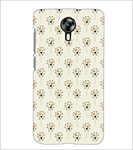 MICROMAX CANVAS XPRESS 2 E313 HEART PATTERN Designer Back Cover Case By PRINTSWAG