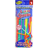 Extra Long Flexible Straw 24 Pack 40ct: 960 Total Straws!