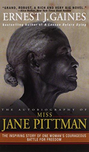 The Autobiography of Miss Jane Pittman Essay | Essay